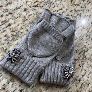 Victoria's Secret convert fingerless glove/ mitten
